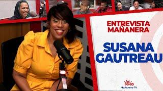 """""""A mi no me sustituyeron, yo renuncie"""" - Susana Gautreau"""