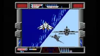 Afterburner - [Atari ST] Gameplay