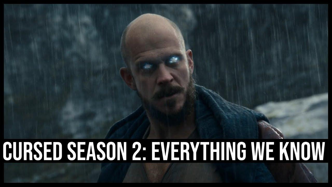 Cursed Season 2: Everything We Know