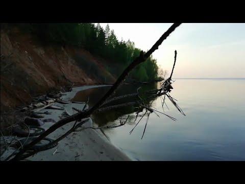 Волга, Пучеж, Самые красивые места Ивановской области, ловля щуки!