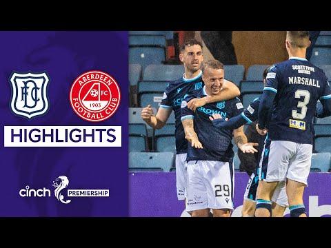 Dundee Aberdeen Goals And Highlights