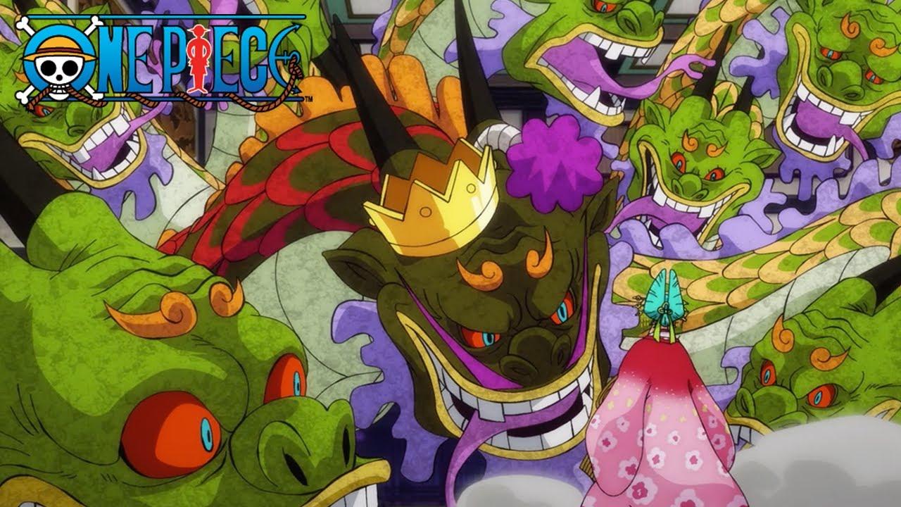 Orochi Fruit   One Piece - YouTube