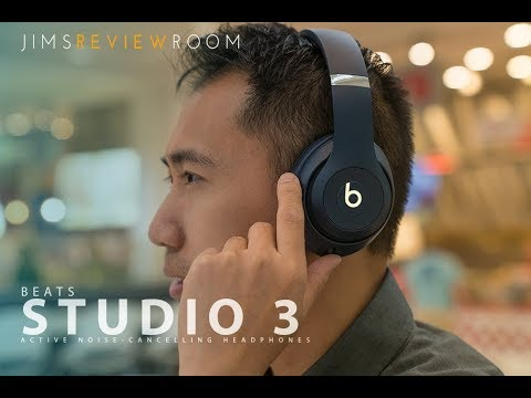 d5f5b08df9b Beats Studio 3 Wireless - REVIEW - YouTube
