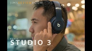 NEW - Beats Studio 3 Wireless 2017 - 2018 MODEL - REVIEW
