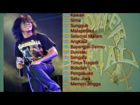 Power Metal Full Album | Lagu Populer