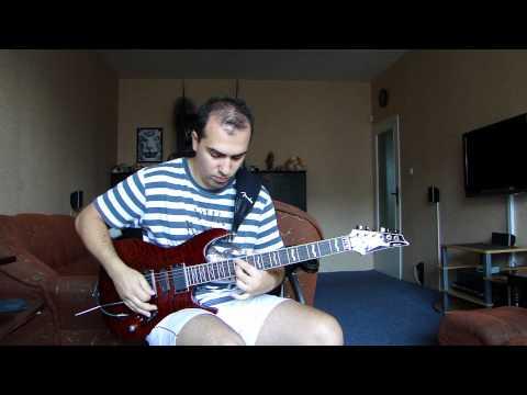Vanessa Mae-Contradanza (Guitar Cover) by Andriano