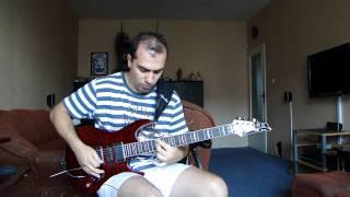 Gambar cover Vanessa Mae Contradanza Guitar Cover by Andriano