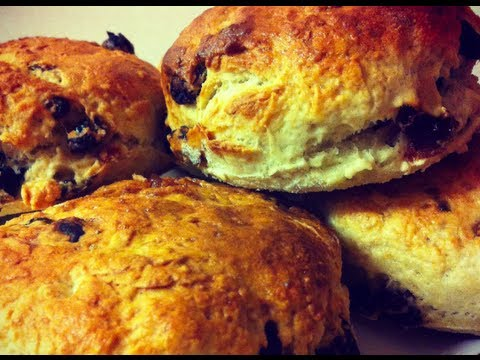 Homemade Scones - Rachel's Recipe's