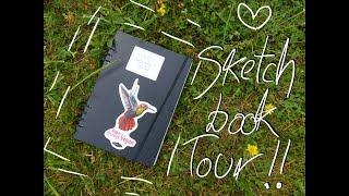 SKETCHBOOK TOUR|| Cuaderno de apuntes nº 1