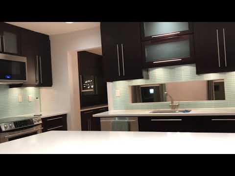 How to clean the kitchen cabinets