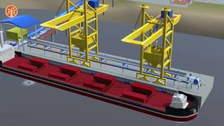 Animasi 3D Virtual Tour Pembangkit Listrik Tenaga Uap