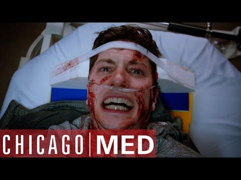 Man Crashes Into A Couple | Chicago Med
