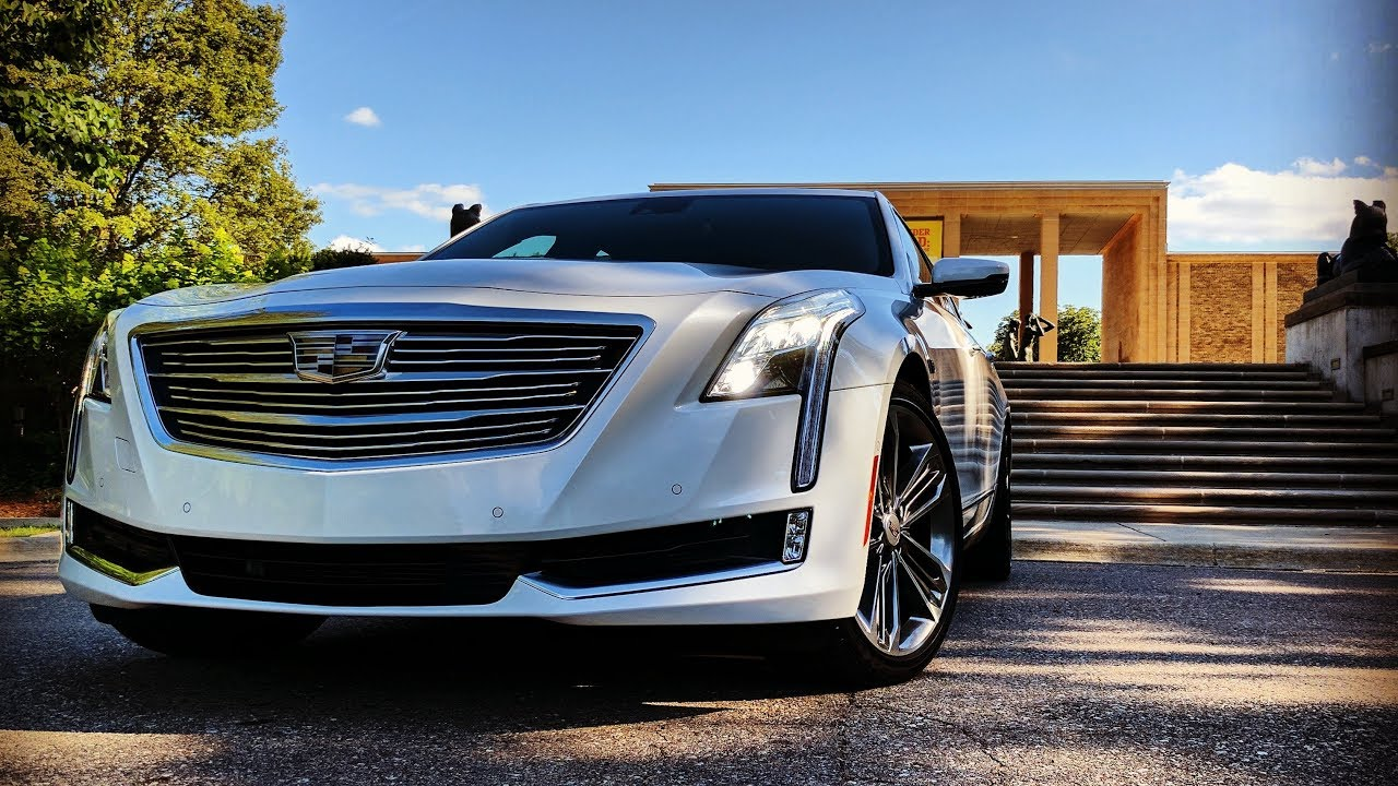 2017 cadillac ct6 platinum review youtube. Black Bedroom Furniture Sets. Home Design Ideas