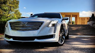 2017 Cadillac CT6 Platinum Review