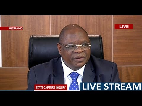 State of Capture Inquiry, Justice Zondo: 07 March 2018