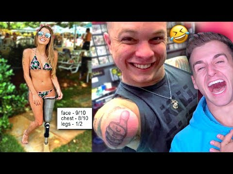People Who Lost Their Limbs, But Not Their Sense Of Humor