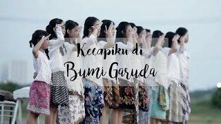 Kecapiku di Bumi Garuda (Medley) - Olivia Lin feat Murid Rumah Kecapi [DIRGAHAYU INDONESIA 71]