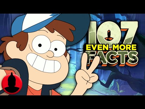 107 More Facts About Gravity Falls!! - Cartoon Facts! (107 Facts S8 E3)