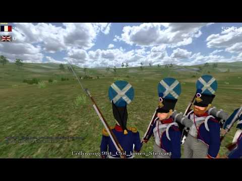 91st Regiment of Foot Argyllshire Highlanders - Thursday Linebattle 11/07/2013