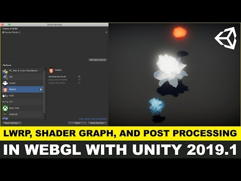 Webgl Websites 2019