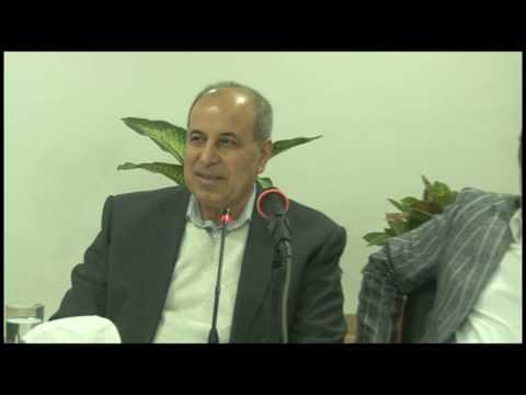 محاضرة د. عبد الجبار الرفاعي في اكاديمية بغداد للعلوم الأنسانية