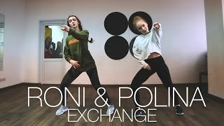 Bryson Tiller – Exchange | Choreography by Roni & Polina | D.Side Dance Studio