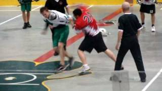 LACROSSE FIGHTS, and scrums, 2010