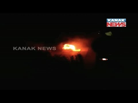 Fire Guts Articles Worth Over Rs 6 Cr At Sports Emporium in Bhuaneswar