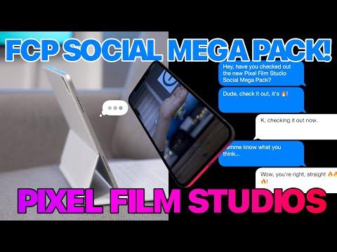 Hands-on: Pixel Film Studios FCP Social Mega Pack [Sponsored]