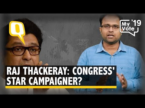 Why is Raj Thackeray Campaigning Without Fielding Candidates?   The Quint