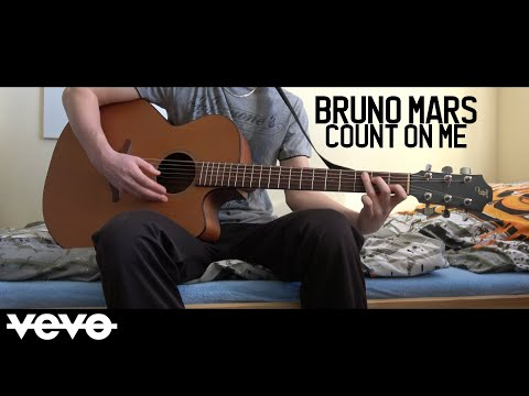 """""""Count On Me"""" - Bruno Mars (Cover by SkinEx)"""