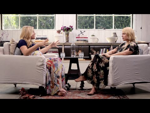 Busy Philipps  The Conversation With Amanda de Cadenet  LStudio created by Lexus