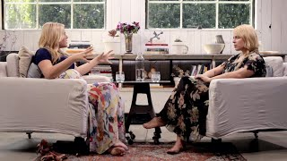Busy Philipps | The Conversation With Amanda de Cadenet | L/Studio created by Lexus