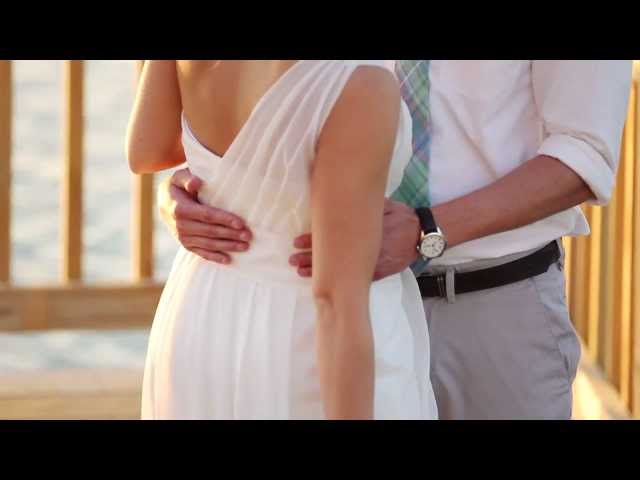 Jen & Bryans Wedding Film Trailer-Ocean Isle Beach, NC