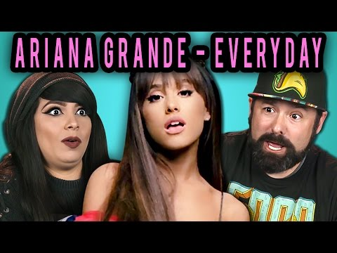 Thumbnail: ADULTS REACT TO ARIANA GRANDE - EVERYDAY FT. FUTURE