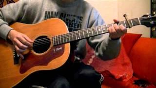Anji.I play my Gibson J-50(1968).Based on Paul Simon and Kounosuke ...