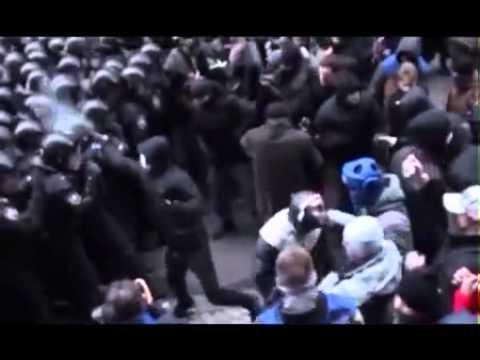 Gloria tv - výklad ukrajinských protestů
