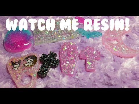 Watch Me Resin!