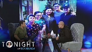 TWBA: Jericho's plans for his son