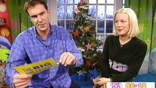 Big Breakfast with Johnny & Denise - 2/12/98 - newspapers, the pun down & snap