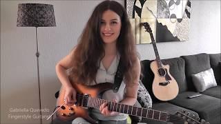 Download lagu (Eric Clapton) Autumn Leaves - Gabriella Quevedo