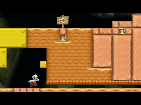 2-3 but you can actually see! (New Super Mario Bros. Wii Hacking)