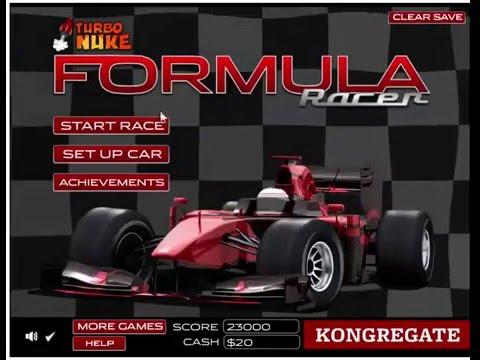 เกมส์รถแข่ง F1 แข่งรถ Formula Racer สนาม 4 Australia
