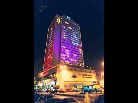 Architectural Lighting: Cairo Sheraton