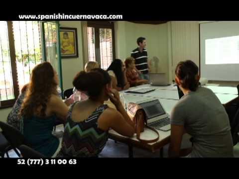 ASLI Spanish Language Institute, Spanish School in Cuernavaca Mexico.