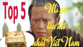 Top 5 Bí Ẩn - Top 5 Mì Gói Lâu Đời Nhất Việt Nam