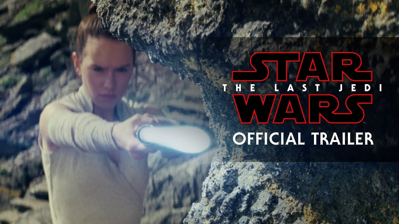 Star Wars: The Last Jedi Trailer (Official) #1