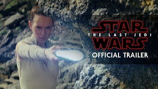 Star Wars: The Last Jedi Trailer (Official) thumbnail