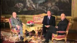 RUSSIA  The Aga Khan meets Russian Prime Minister and Foreign Minister for talks