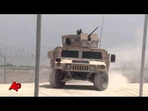 Inside Bagram Air Field, Outpost In A War Zone